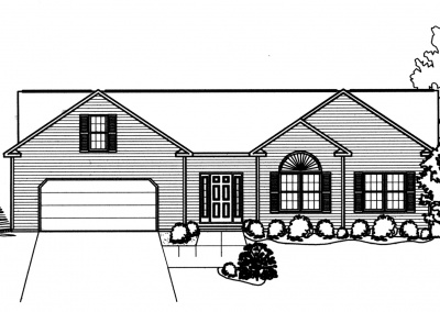 The Briarwood front-elevation5