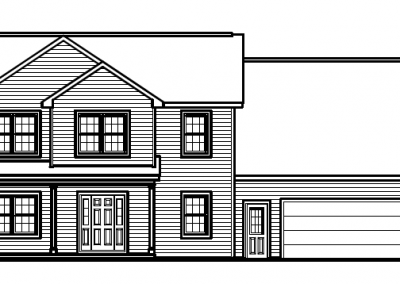 Kimball Front Elevation